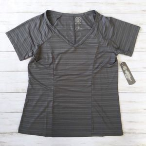 NWT Daisy Fuentes FIT Athletic Shirt